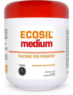 Silicone Ecosil Medium - Shore 12-15 ~  ~ Orthèses