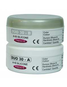 Silicone DUO Shore 30