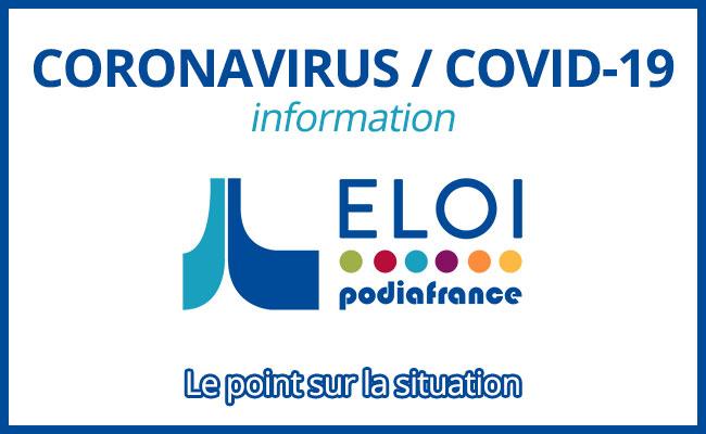 Newsletter Eloi Podiafrance